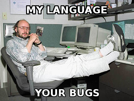 Bjarne Stroustrup C++ meme