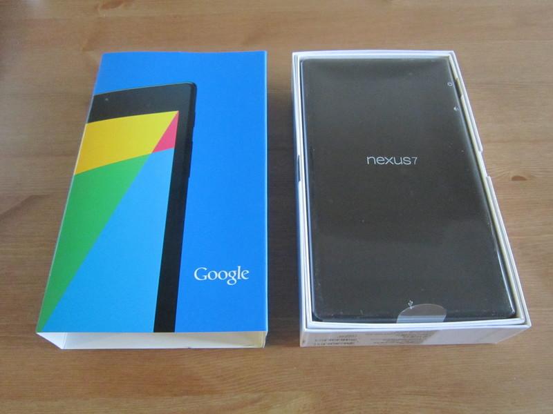 Máy tính bảng Nexus 7 2013 32G Wifi giá lạc trôi !!! - 5