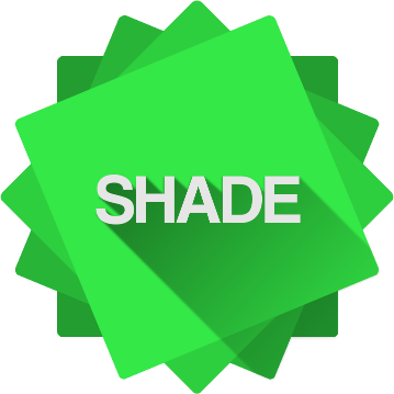 Shade logo