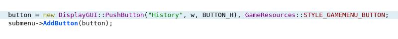 bug comma