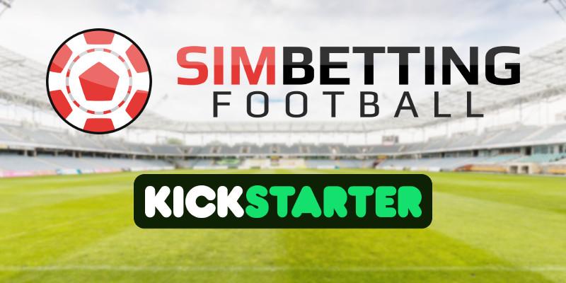 Sim Betting Football on Kickstarter
