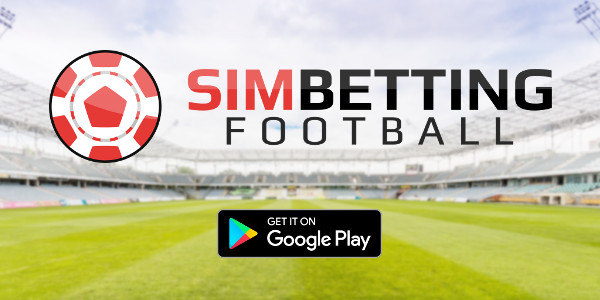 Sim Betting Football released for Android